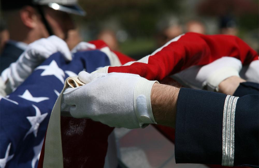 veterans farewell