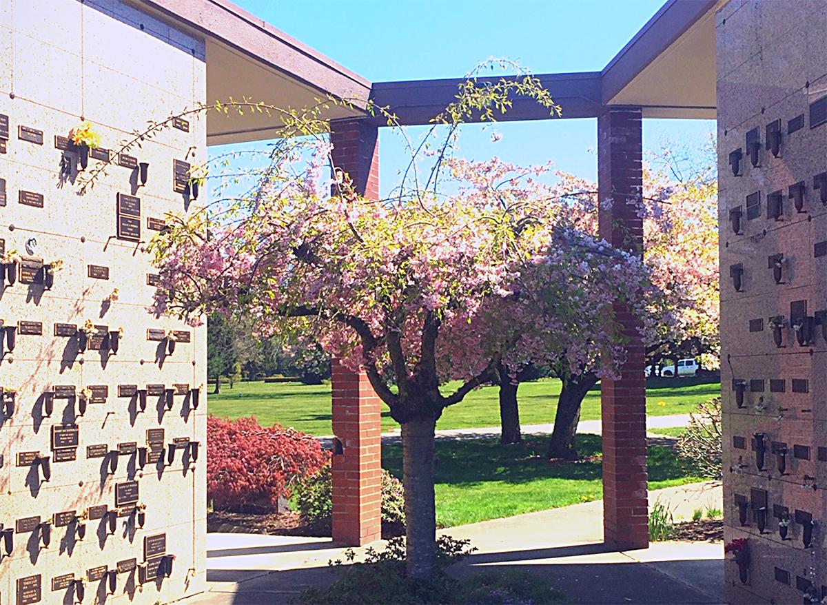 Garden Wing Mausoleum 1
